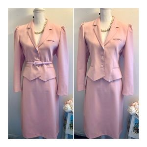 Whip-O- will vintage skirt suit